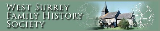 West Surrey Family History Society