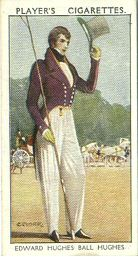 Edward Hughes Ball Hughes - Players Cigarette Card